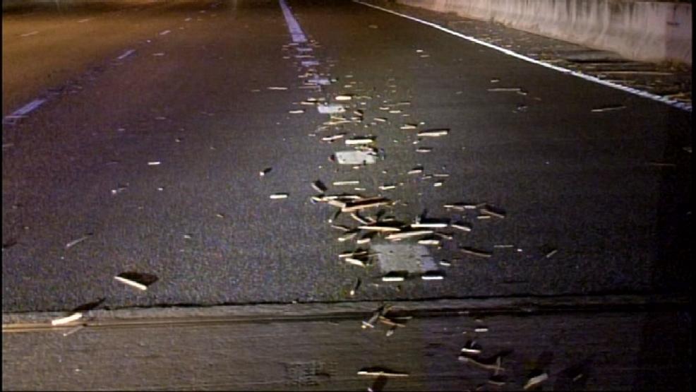 Debris Forces Brief Shutdown Of Highway 281 Near
