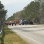 Serious crash shut down Highway 501 Business near Conway on Wednesday afternoon