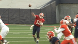 Highlights: UTEP shows off aerial attack in spite of windy spring game