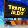 Expect traffic delays near Ironwood, Corby intersection