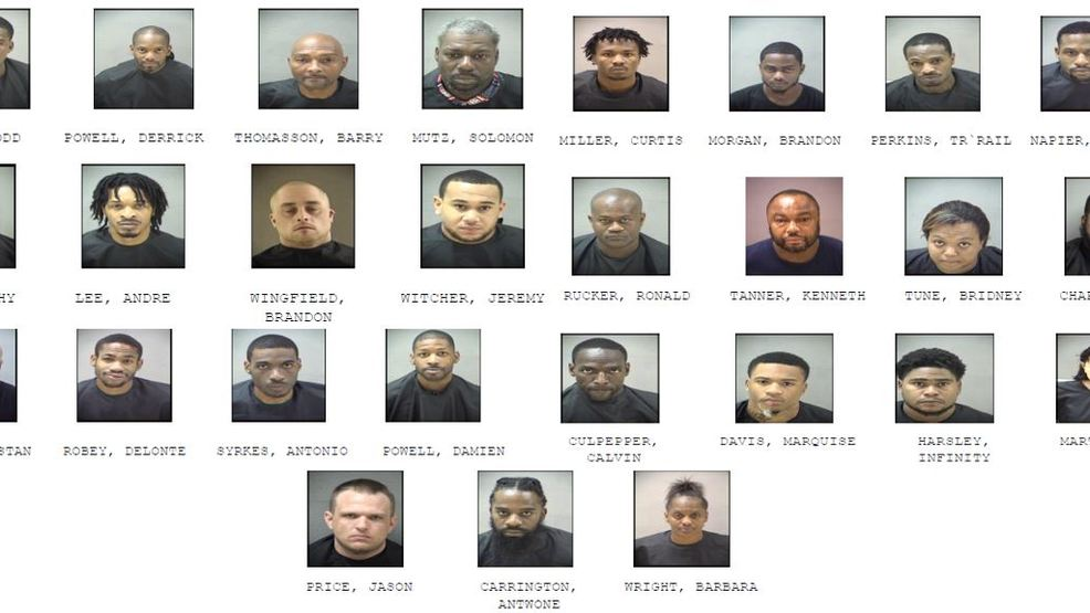 Two Lynchburg Police Operations net Arrests and Wanted Suspects