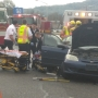 Crash in Roseburg sends 2 to the hopsital with serious injuries