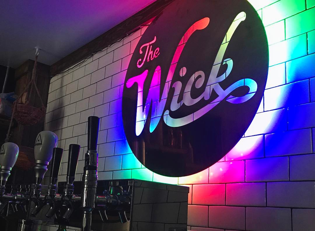 The Wick opened earlier this year right by Seattle Pacific University and is a new mecca for bike lovers from all walks of life. (Photo Courtesy: The Wick)