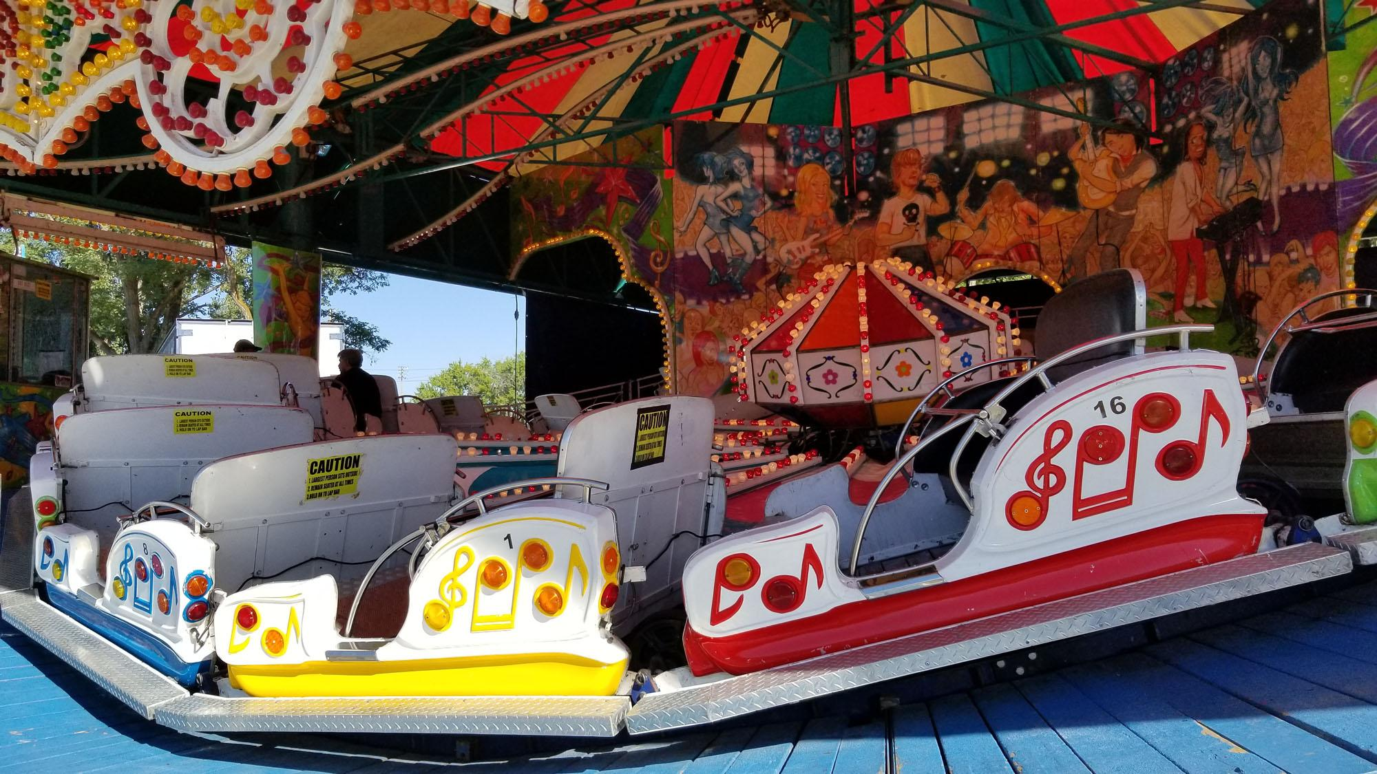 New rides and old classics at the Western Idaho Fair | KBOI