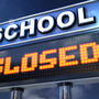 Schools closed Monday due to severe weather threat
