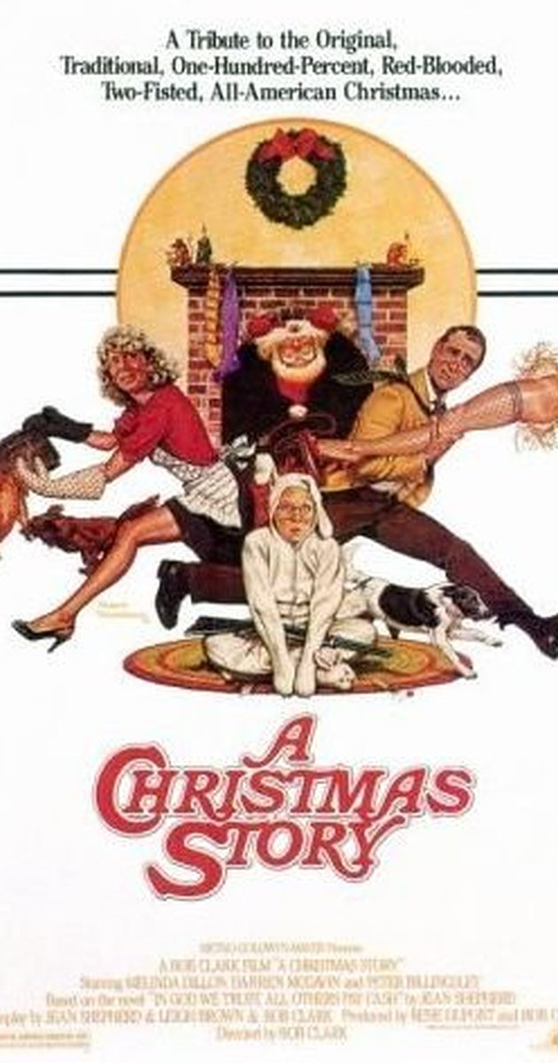 "#1. A Christmas Story (1983)                                           ""Christmas is approaching and 9-year-old Ralphie wants only one thing: a Red Ryder Range 200 Shot BB gun. When he mentions it at the dinner table, his mother's immediate reaction is that he'll put his eye out. He then decides on a perfect theme for his teacher but her reaction is like his. He fantasizes about what it would be like to be Red Ryder and catch the bad guys. When the big day arrives he gets lots of present under the tree including a lovely gift from his aunt that his mother just adores. But what about the BB gun?"" - IMDB *iQuanti found this data by analyzing Google searches around the top-searched holiday movies, and Netflix trends from 2012-2016. (Image: Warner Bros.)"