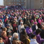 People unite in Seneca Falls for the Women's March