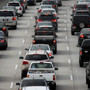Weekend I-5 lane closures expected to trigger miles of backups