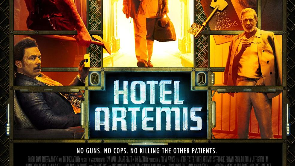 You 39 re invited to a free screening of 39 hotel artemis for 4 design hotel artemis