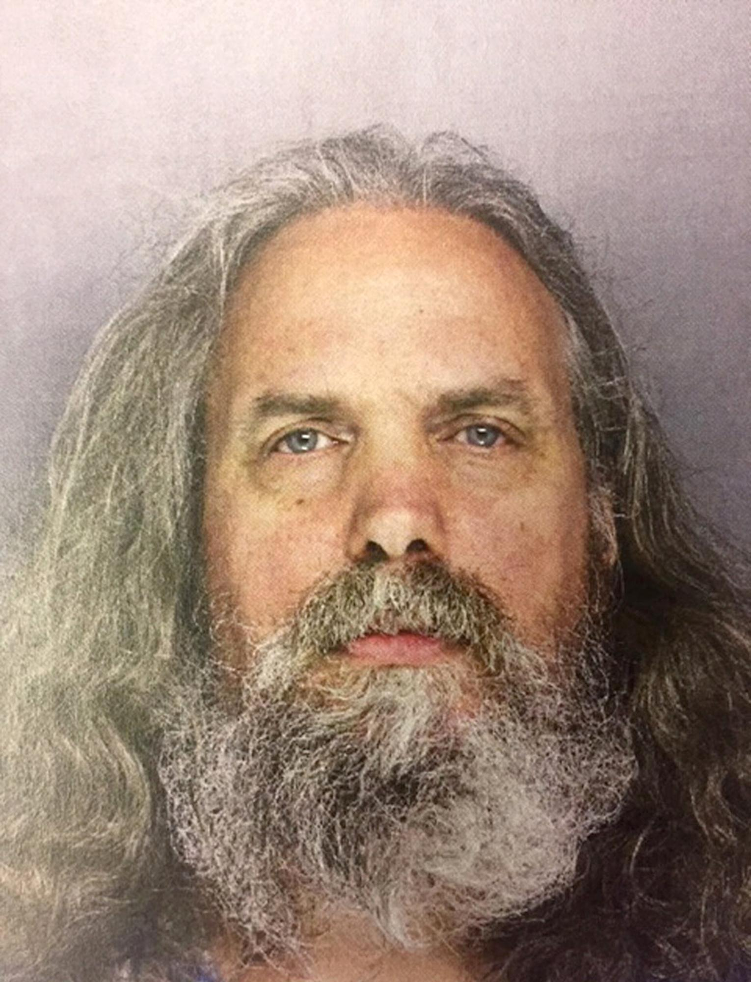 FILE - This undated file photo provided by the Lower Southampton Police Department shows Lee Kaplan of Feasterville, Pa.  (Lower Southampton Police Department via AP, File)