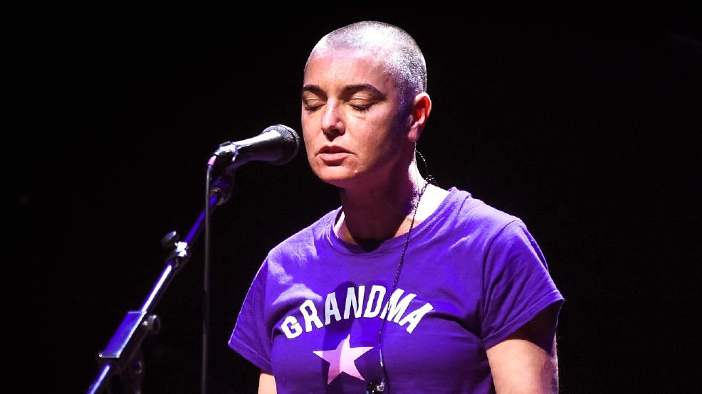 Chicago police advised to be on lookout for Sinead O'Connor