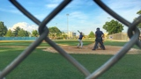 Alexandria baseball park reopens one week after Congressional practice shooting