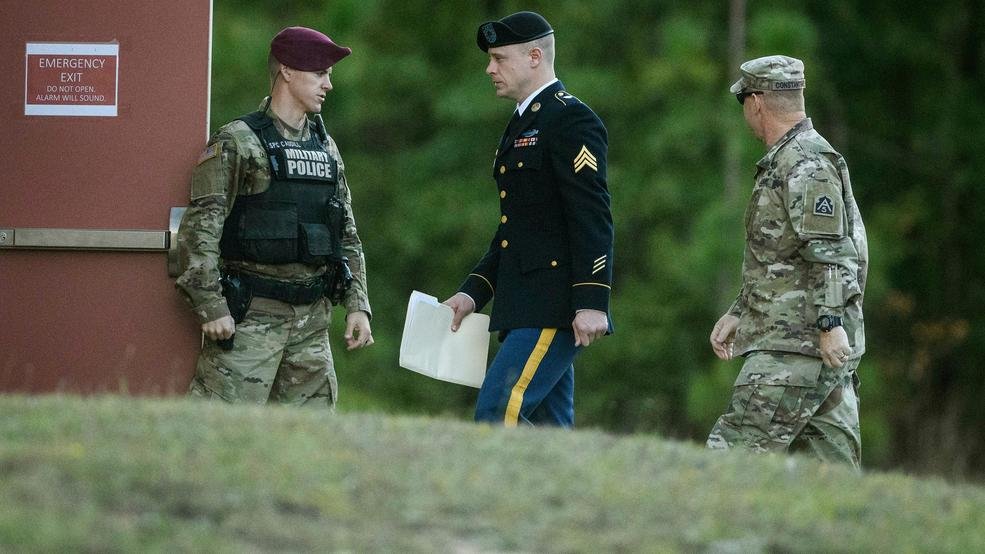 WA soldier who testified against Bowe Bergdahl talks about sentencing fate