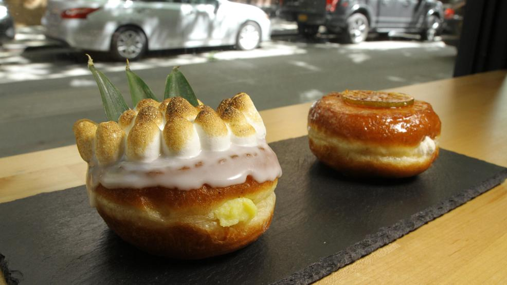These alcoholic doughnuts let you get tipsy with your morning sugar rush