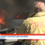 Only on 6: Accident or arson? Why millions of dollars worth of vehicles go up in flames