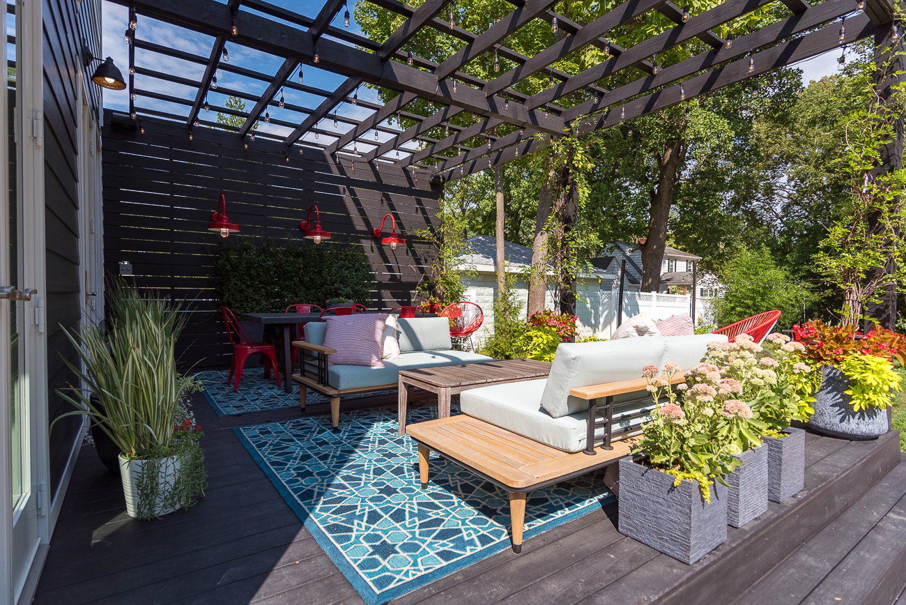 HGTV's annual Urban Oasis contest comes to Cincinnati this year in the form of a renovated Dutch Colonial-style Oakley home. Beginning October 1, anyone can enter to win the $750,000 home on HGTV's website. The 2,000-square-foot home has three bedrooms, two and a half bathrooms, an open floor plan, detached garage, and a full backyard. The house was built by The English Contractor (in Fairfax) and designed by Platte Architecture + Design (in Over-the-Rhine). / Image: Phil Armstrong, Cincinnati Refined // Published: 9.10.18