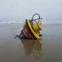 Tsunami buoy found on Yachats beach -- hours after tsunami watch