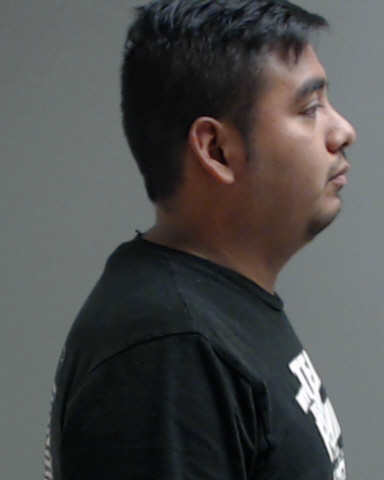 Heriberto Loera-Loya, 27, of Donna is charged with sexual assault, a second-degree felony. (Photo courtesy of the Hidalgo County Sheriff's Office)