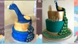 Virginia bride-to-be purchases 'peacock' cake... What she gets is well, you be the judge