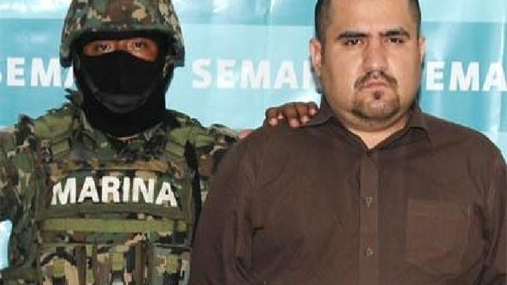 Son of slain gulf cartel leader arrested outside popular for Cardenas mercedes benz harlingen