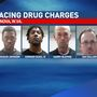 Four men facing drug charges after Kenova arrests