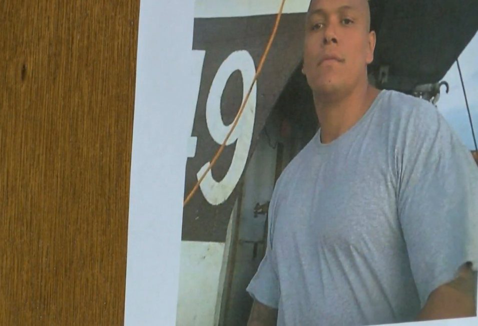 Donna police are working with the U.S. Marshals in the hunt for Fidencio Castillo, who is accused of shooting Efren Quiroz Saturday night at a Stripes convenience store. (Photo: Donna Police Department)