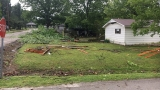 Confirmed tornado touches down in Adair; McIntosh, Hughes Counties also damaged by storms