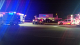 1 hospitalized after getting hit by vehicle in south Tulsa