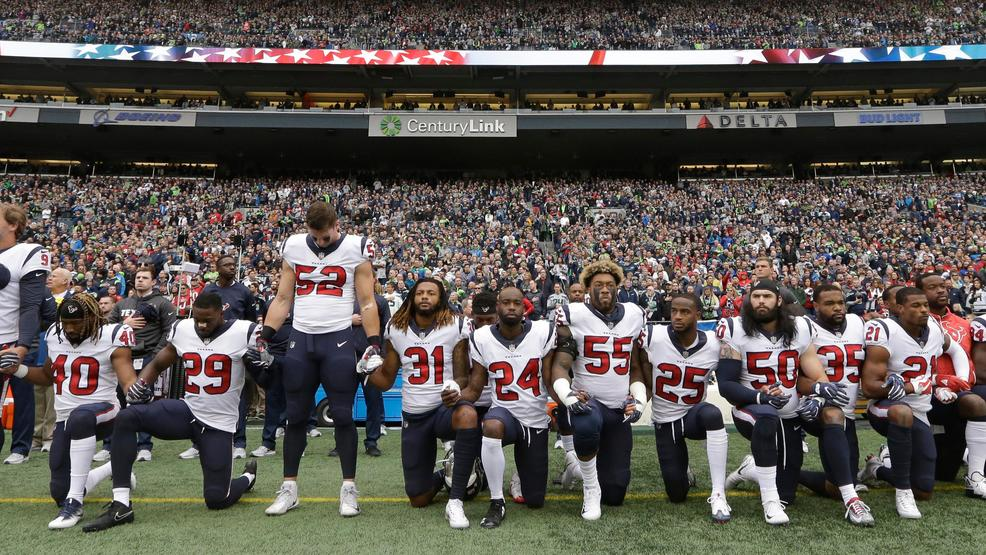 Nfl Players Union Files Grievance Over Anthem Policy Wkrc