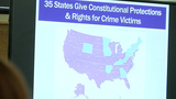Marsy's Law looks to be added to the State Constitution for victim's rights