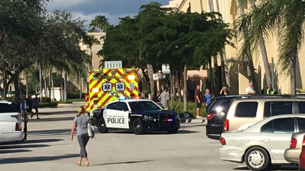 shots fired in fight at the gardens mall one arrested wpec