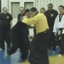 Special Olympic Athletes Take Part In Martial Arts Demonstration
