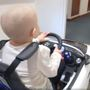 Mini sports car aims to make radiation treatment less scary for kids