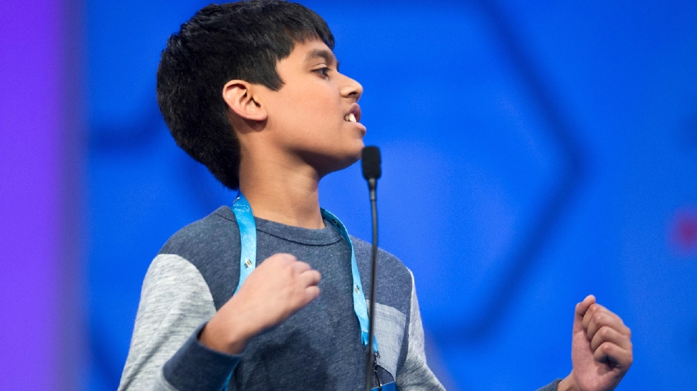 National Spelling Bee ends in tie for 3rd consecutive year