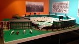'Lego Lambeau' on display at Neville