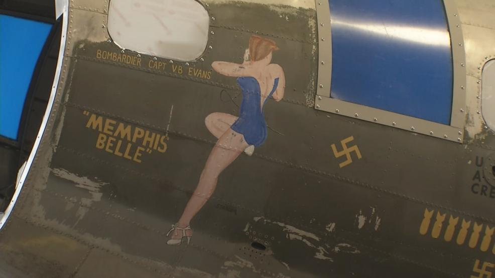 The National Museum of the U.S. Air Force said the Memphis Belle is ready to report for duty 75 years after its last mission against Nazi Germany. (WSYX/WTTE)