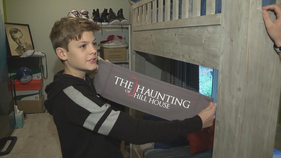 Arkansas Teen Shines In Hit Netflix Show The Haunting Of Hill House Katv