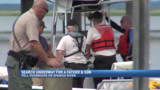 Search continues for father & son who fell off boat on Spanish River