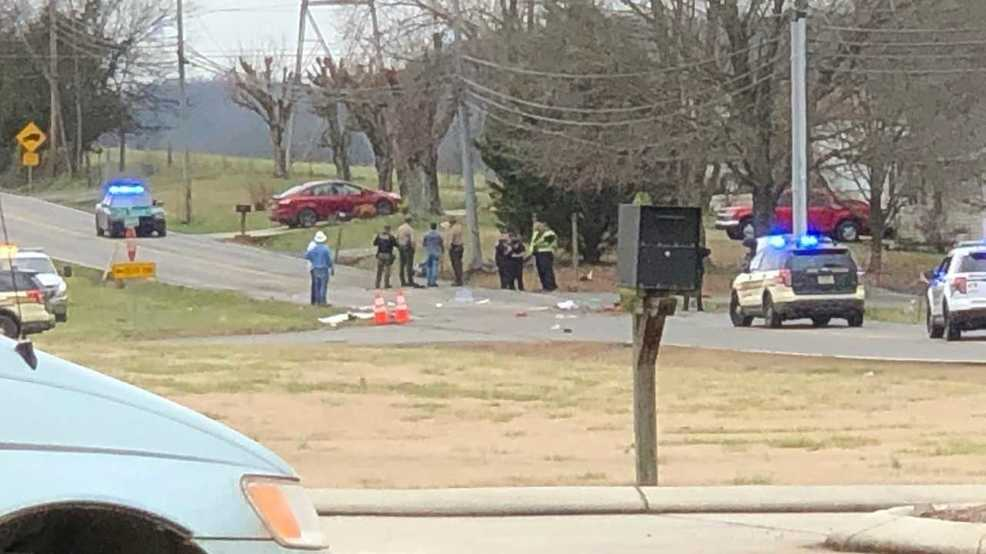 Crash in Cleveland ends with three ejections Thursday   WTVC