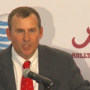 Alabama fires baseball coach Greg Goff after 1 season