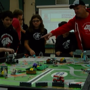 Lego robot competition inspires higher learning