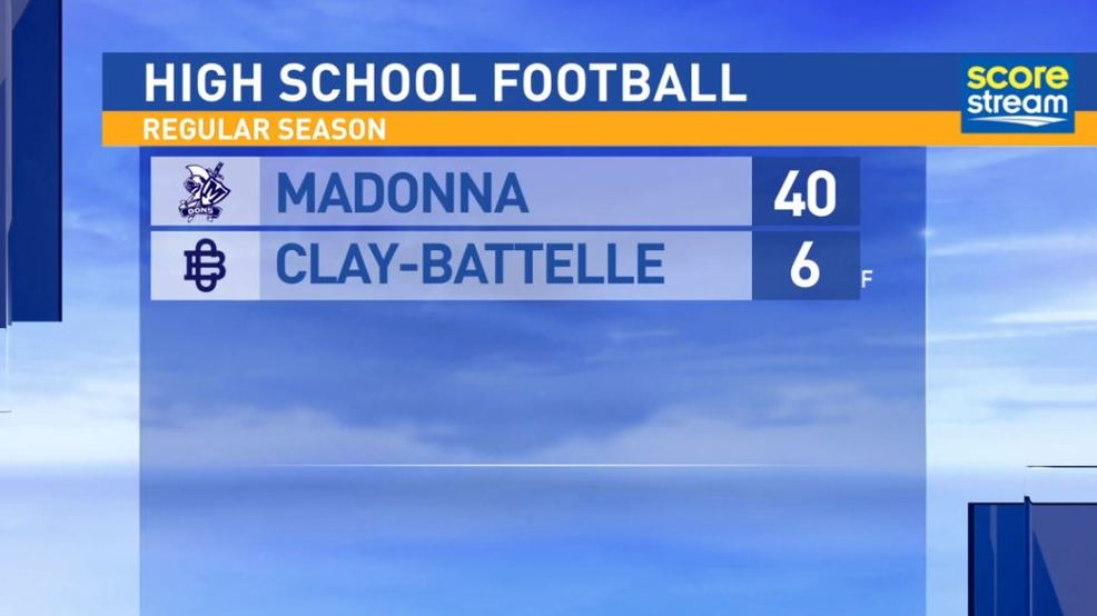 11.3.17 Madonna vs. Clay-Battelle