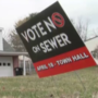 "Ballston voters say ""no"" to $15.8 million sewer project"