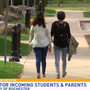 U of R offers advice to incoming students and parents