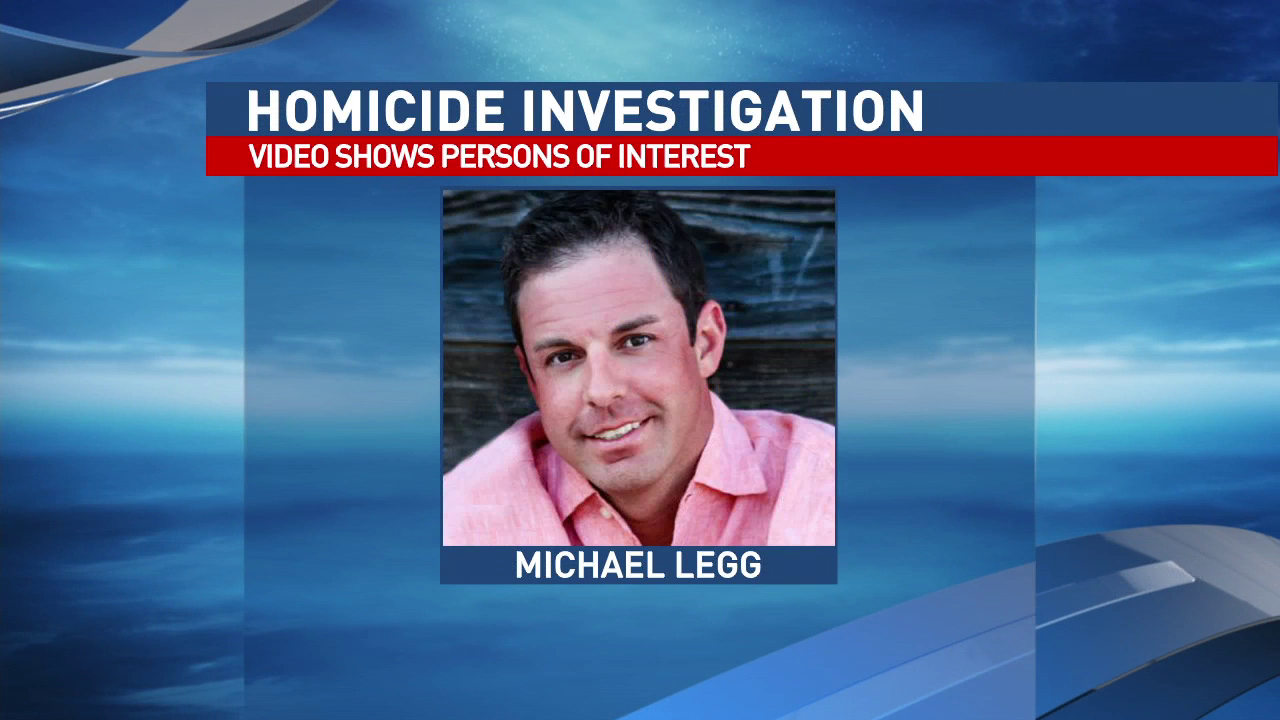 Forty-year-old Michael Legg found dead inside his home. Police say he was beaten to death.
