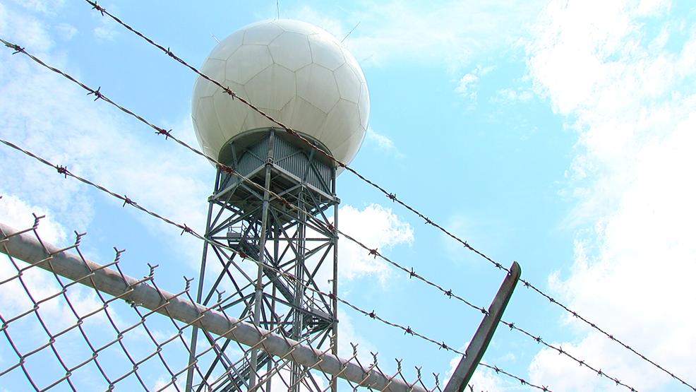 Doppler weather radar
