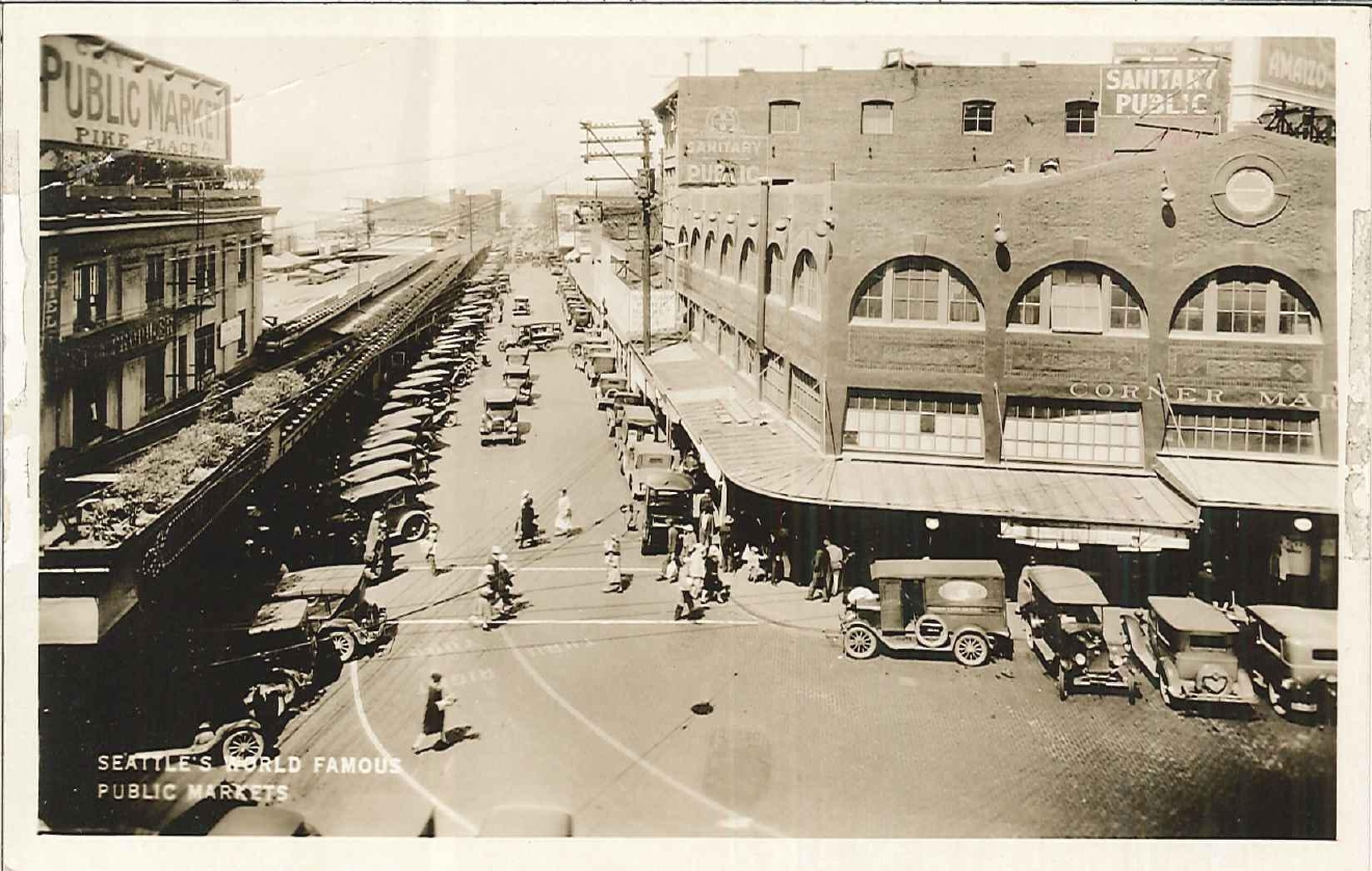 Photos: Celebrating 110 years of Pike Place Market | Seattle Refined