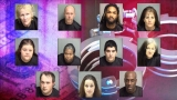 12 arrested, 2 wanted in Appomattox County drug investigation