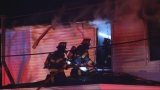 Overnight fire in Lysander under investigation, Red Cross assisting 3