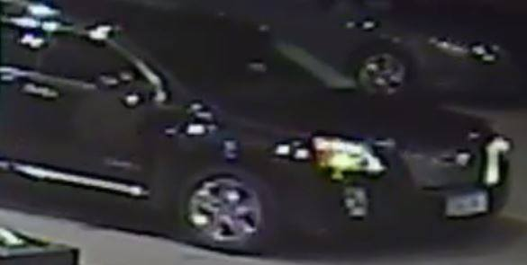 Grand Island Police are asking for help identifying suspects allegedly involved in car break-ins and stealing credit cards. (Grand Island Police Department)<p></p>